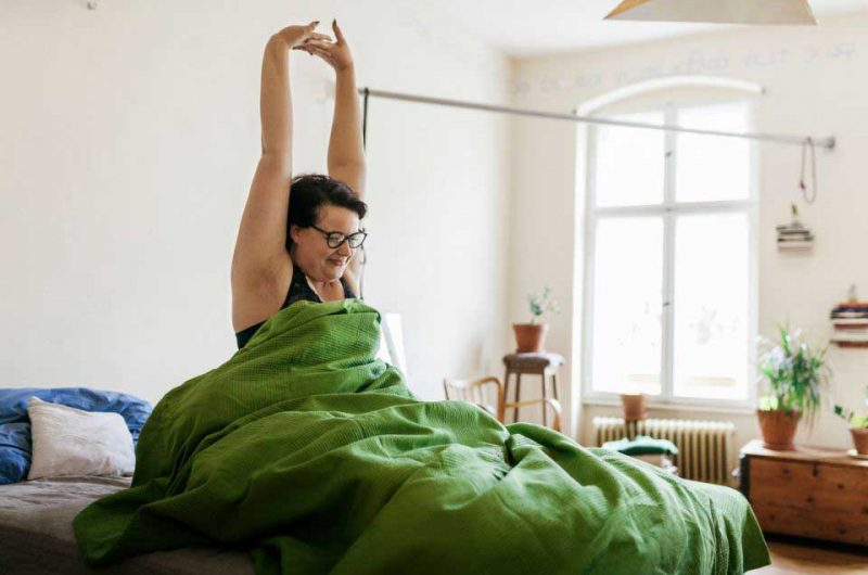 Guidelines to beginners for safe stretching