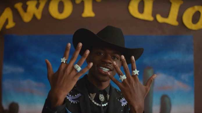 Lil Nas X is rich now.