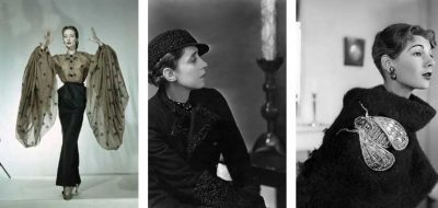Gala Dali, Marchesa Luisa Casati and other trendsetters in fashion history