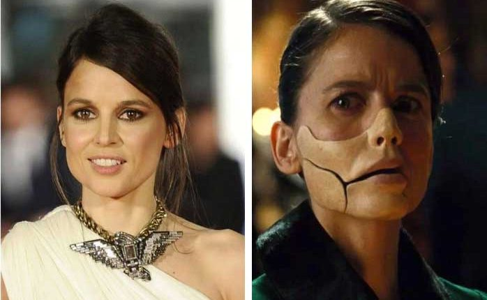 Movie villains who are cute and gorgeous in everyday life without cinema makeup