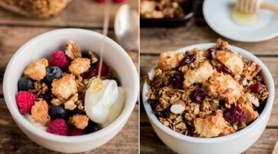 8 Top Granola Ideas For Breakfast