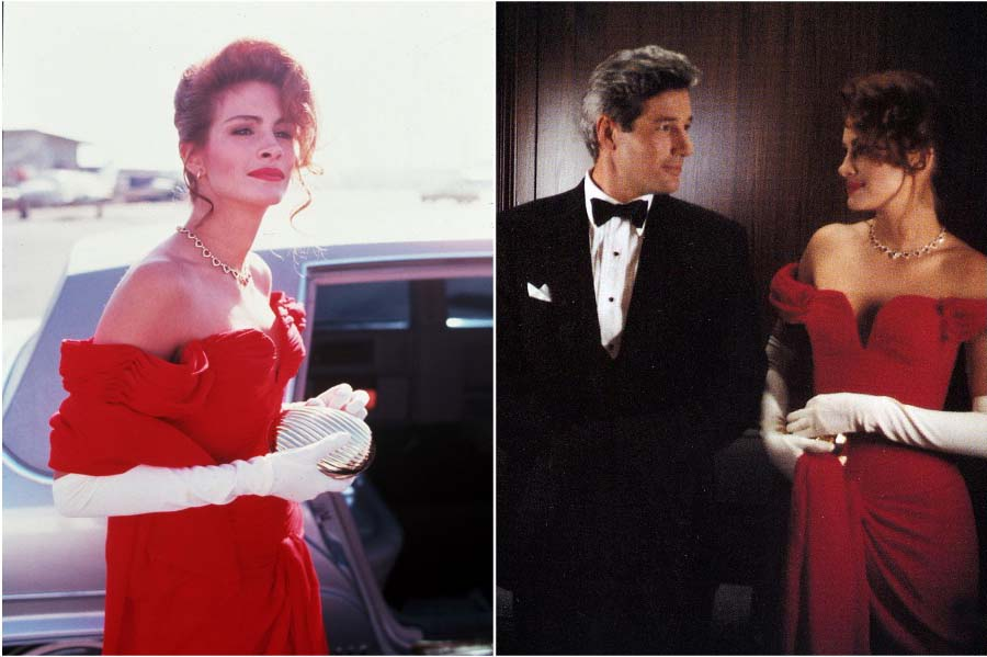 The Most Iconic Red Dresses In Movie History