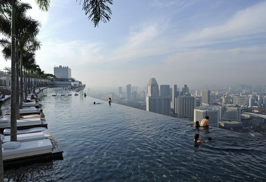 7 Most Incredible and Shocking Swimming Pools in the World