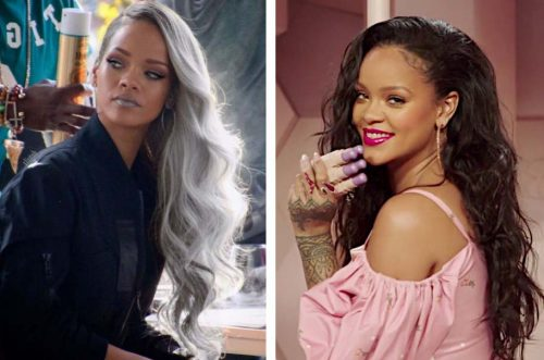 15 Celebs Who Have Selected Gray for Their Hair and Made a Good Choice
