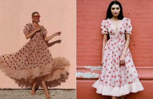 Why is Strawberry Dress so Popular?