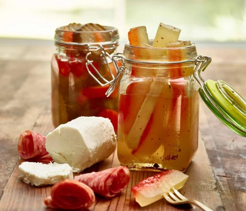 Top 9 Pickled Foods
