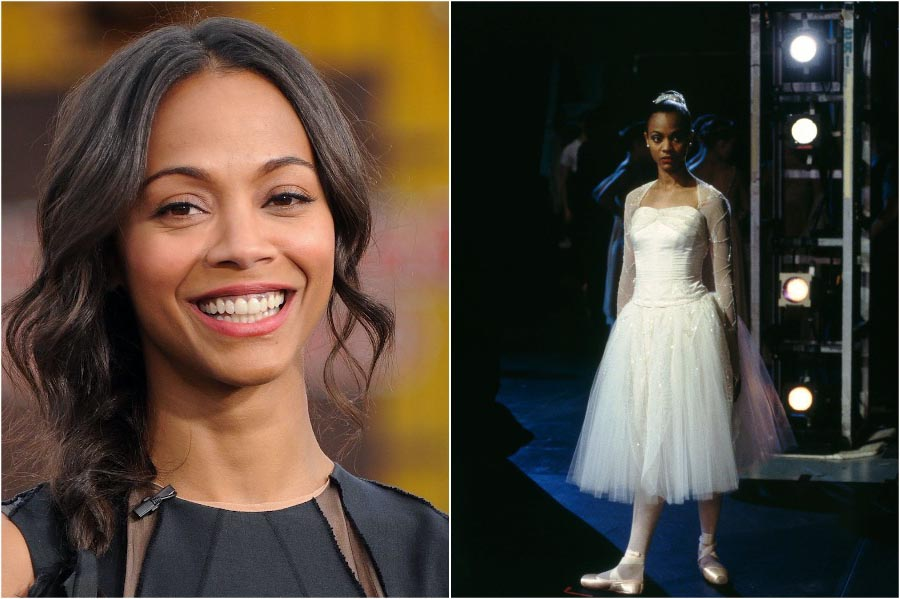 Famous Actresses Who Dreamed Successful Career Ballerina