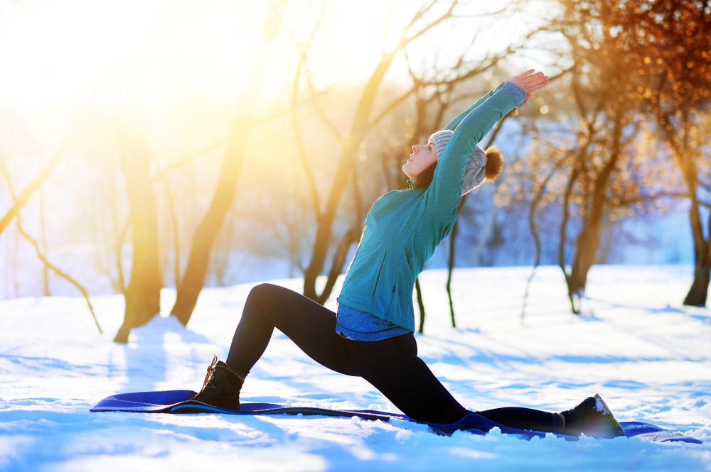Helpful Hints for Winter Workouts Outdoors
