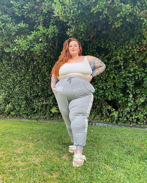 Famous Plus-Size Model Tess Holliday: 8 Interesting Facts