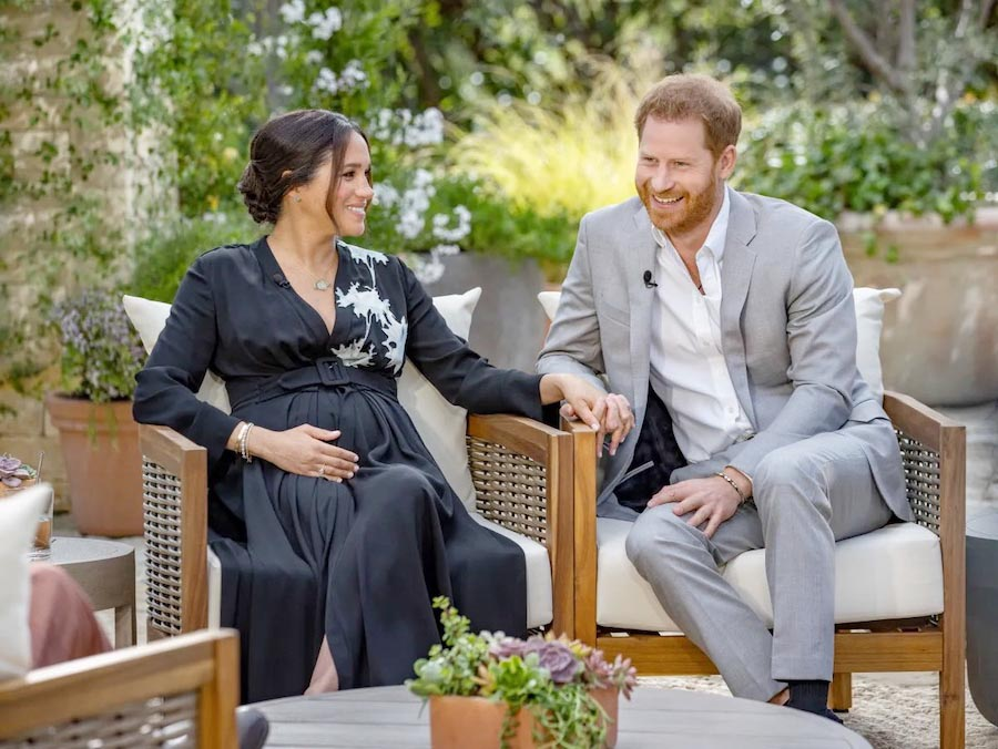 Shocking things from Meghan and Harry's interview