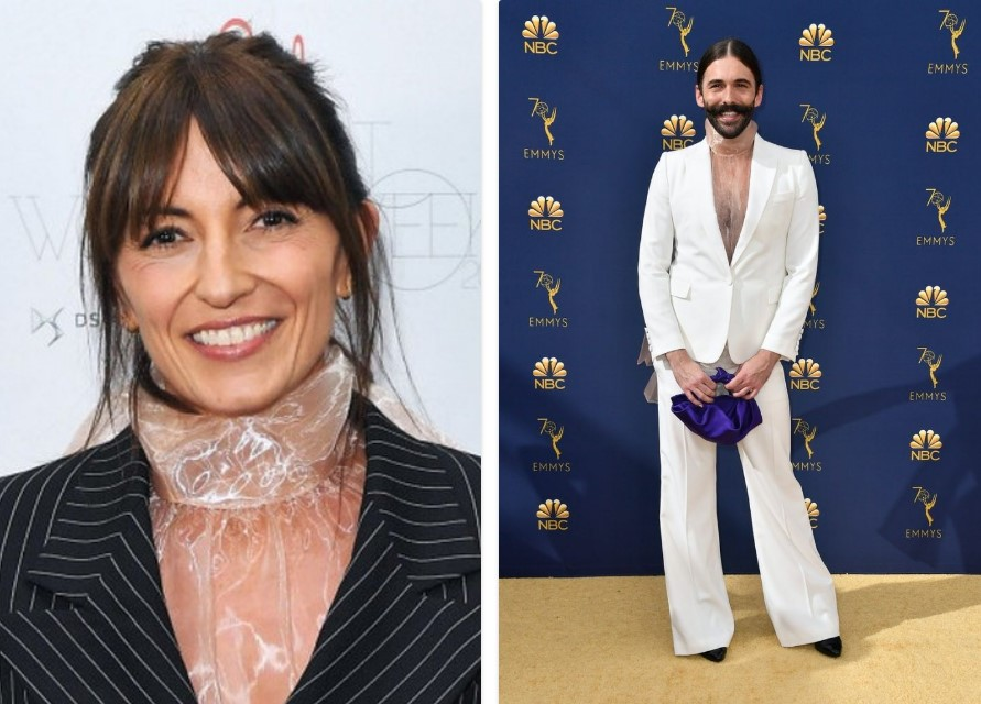 Celebs dressing in the same outfits to break stereotypes about gender identity