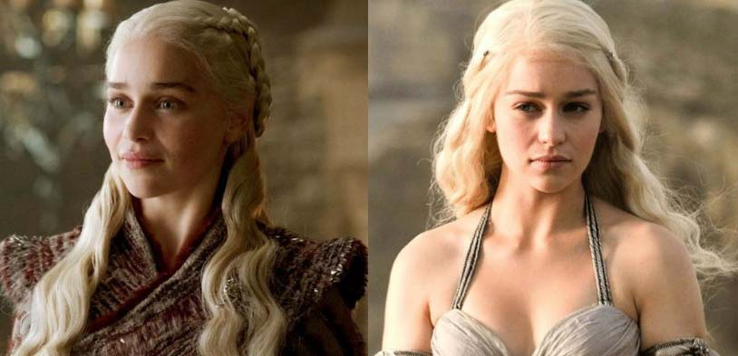 How Iconic TV Characters Looked in The First and Final Episodes