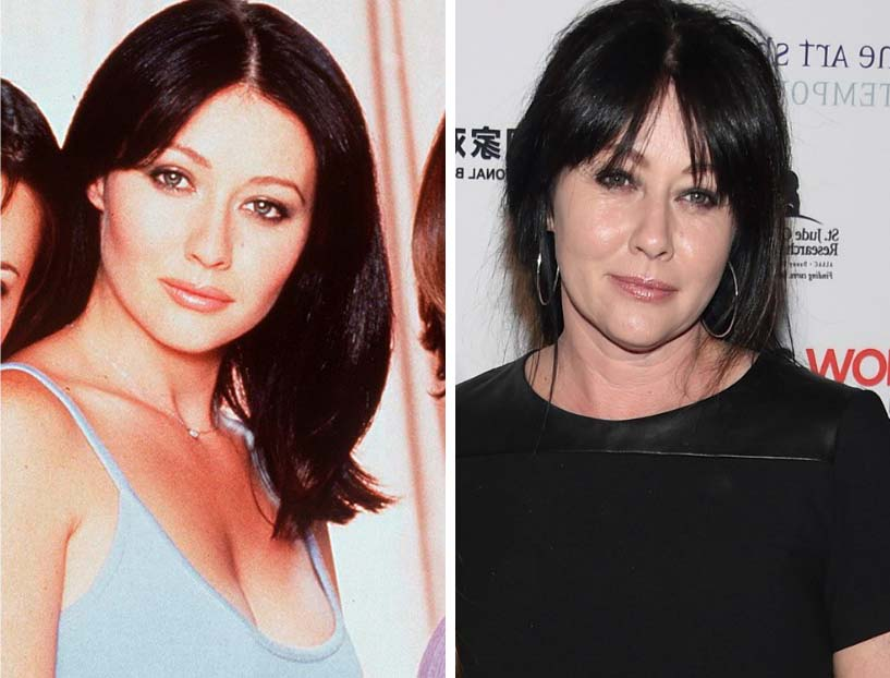 What Do Charmed Ones Look Like Today