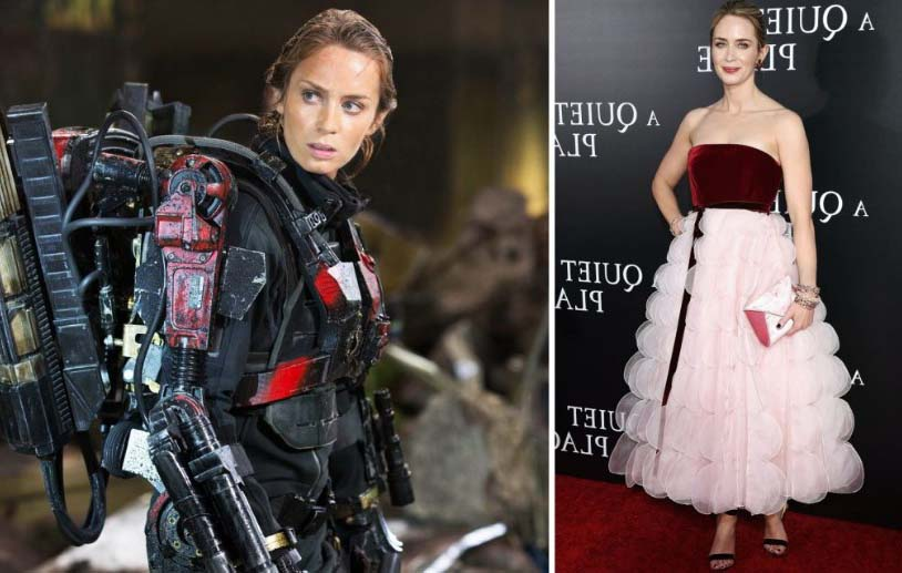 Badass Heroines Who Look Amazing on the Red Carpet