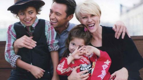 7 Celebrities Who Raise Adopted Children
